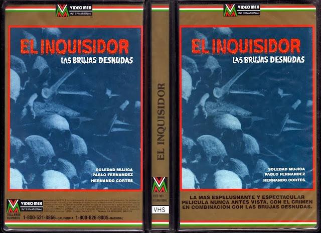El Inquisidor de Lima (1975) Película completa