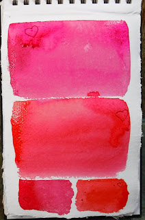 COLORS STUDIES - PINKS