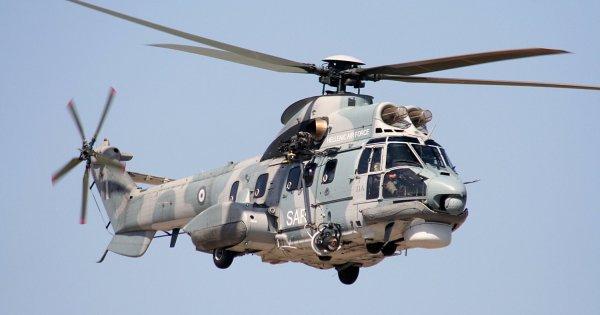 Διπλό επεισόδιο στη Χάλκη: Τούρκοι προσπάθησαν να «τυφλώσουν» ελληνικό Super Puma & να εμβολίσουν σκάφος του ΛΣ