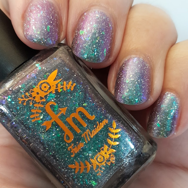 fair maiden polish, indie polish, indie expo, indie expo canada 2018