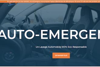 AUTO-EMERGENCE A UN NOUVEAU SITE INTERNET