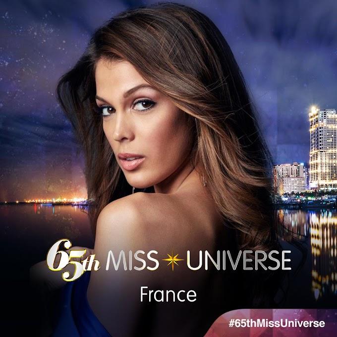 Iris Mittenaere Druart es la Nueva Miss Universo 2016