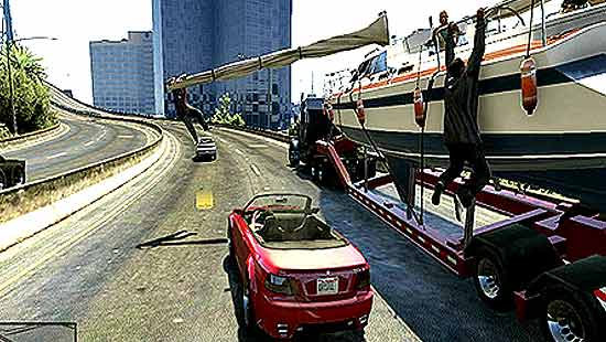 GTA 5 Mod Apk For Android