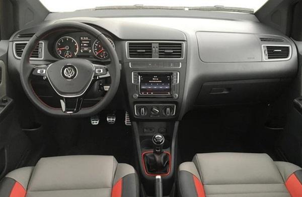 Interior Volkswagen Fox Pepper
