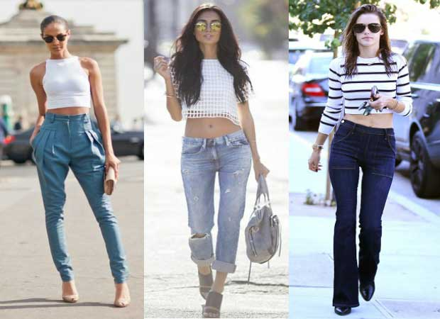 Classic Denim Look
