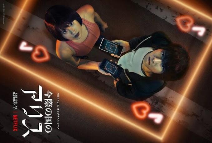 Nonton Serial Netflix Alice In Borderland Sub Indo, Kisah Gamer yang Terjebak di Dunia Paralel