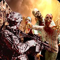 Dead Zombie Battle : Zombie Defense Warfare Mod Apk