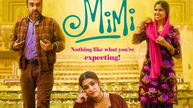 """""""Mimi"""" Full Movie Watch Online Free, ऑनलाइन कहां देखें """"Mimi"""" पूरी मूवी, रिलीज की तारीख, कास्ट"""