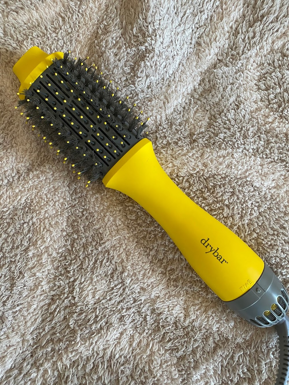 Beauty in Review: The Drybar Double Shot Blowout Brush