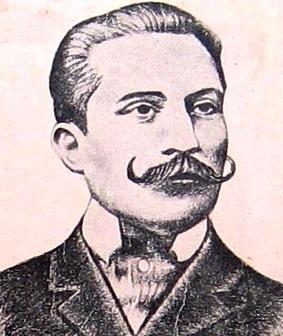 Retrato de José Santos Chocano