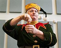 the university of wyomings snowy range summer theatre opens its 2012 season with the santaland diaries humorist david sedaris irreverent and hilarious - David Sedaris Christmas