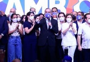 Luis Abinader gana la presidencia de la República Dominicana