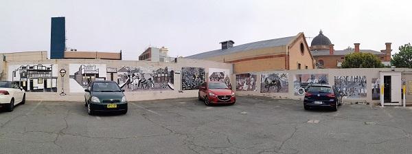Goulburn Street Art