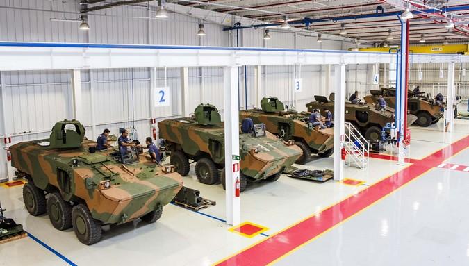 Fábrica da IVECO Defence no Brasil recebe importante certificação de eficiência