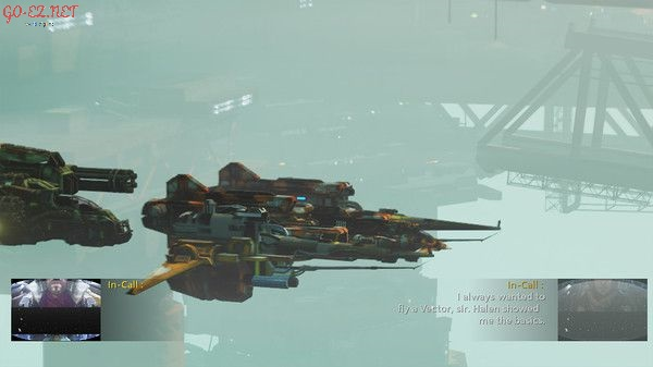 Strike Vector EX Chiến Tranh Phi Thuyền