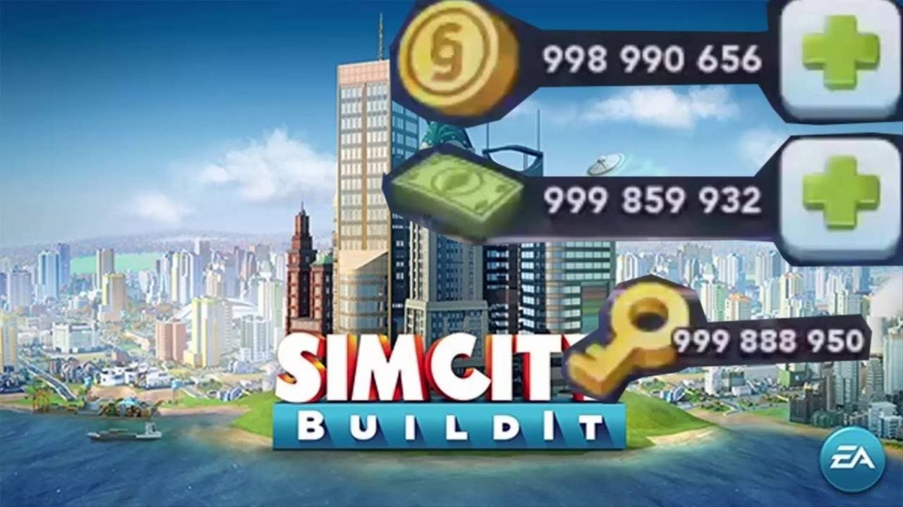 Claim Simcity BuildIt Unlimited Simoleons & SimCash For Free! 100% Working [2021]