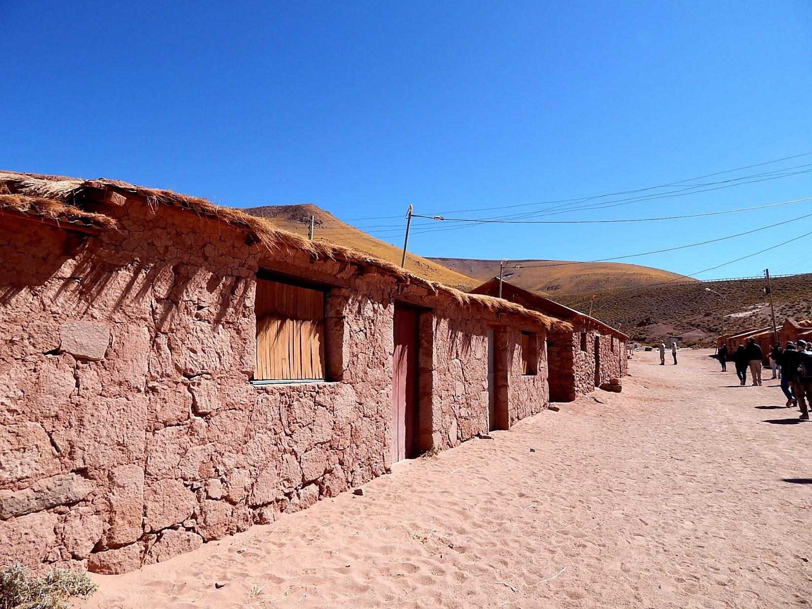 Vilarejo Machuca - Deserto do Atacama