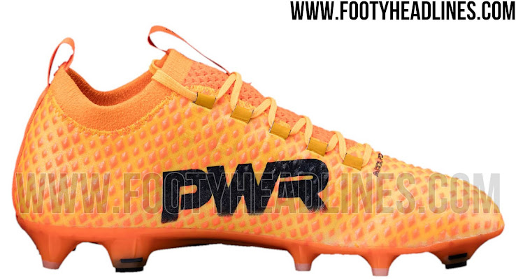 Ultra Yellow Puma evoPOWER Vigor 3D 2017 Boots Released - Leaked ... ef3d242dc