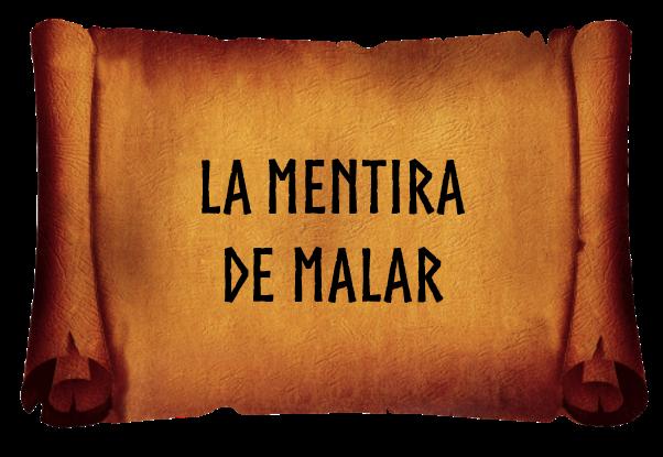 Aventura para Dungeons & Dragons - La Mentira de Malar