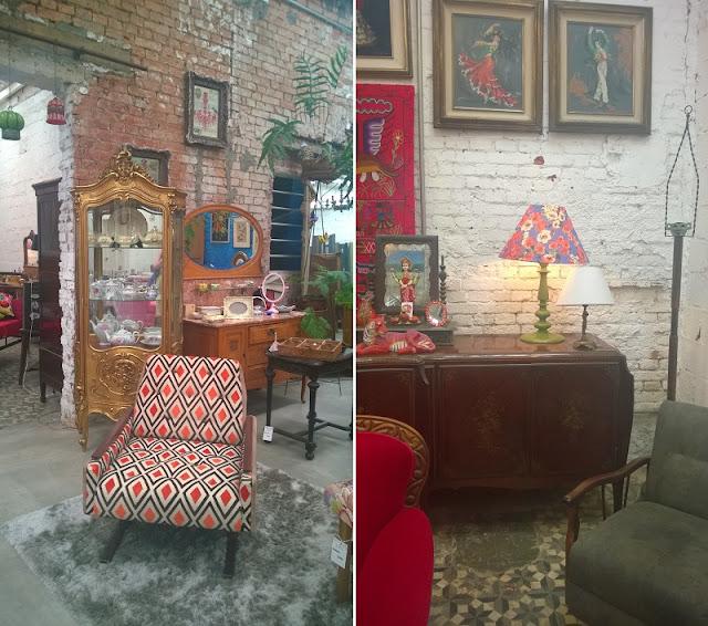 Estúdio Glória - cantinhos charmosos com móveis