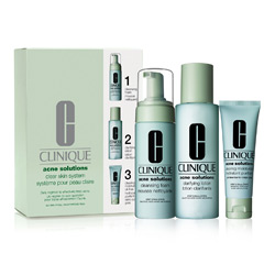 Acne Solutions Cleansing Foam by Clinique #7