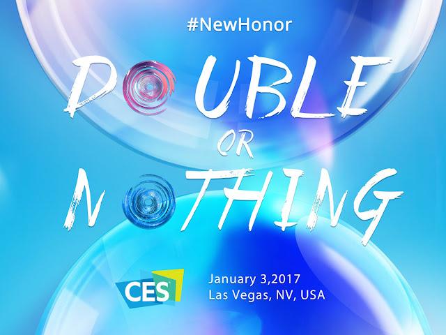 """New """"Epic"""", smartphone Honor terbaru akan diumumkan diajang CES 2017"""