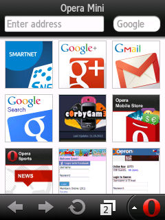 Download Opera Mini Handler For Java , Android and Symbian