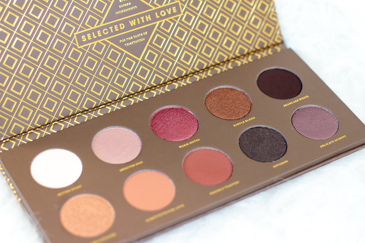 zoeva eye shadow palette