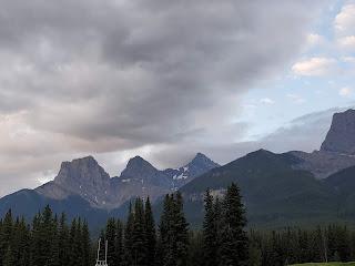Mountain - Three Sisters