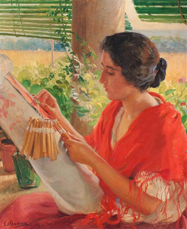 Pintor Laureano Barrau