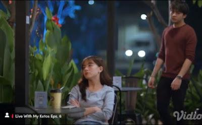 Link Streaming Nonton Live With My Ketos Episode 6 Series di Vidio Film Full Movie dan Bocoran Sinopsis Trailer