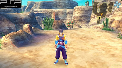 Game PSP RPG Last Ranker