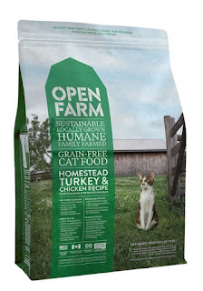Open Farm dry cat food is Certified Humane.
