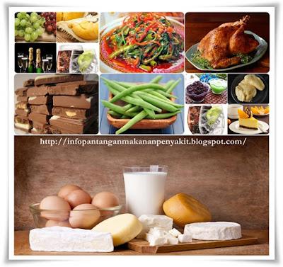 Pantangan Makanan Untuk Penderita Herpes