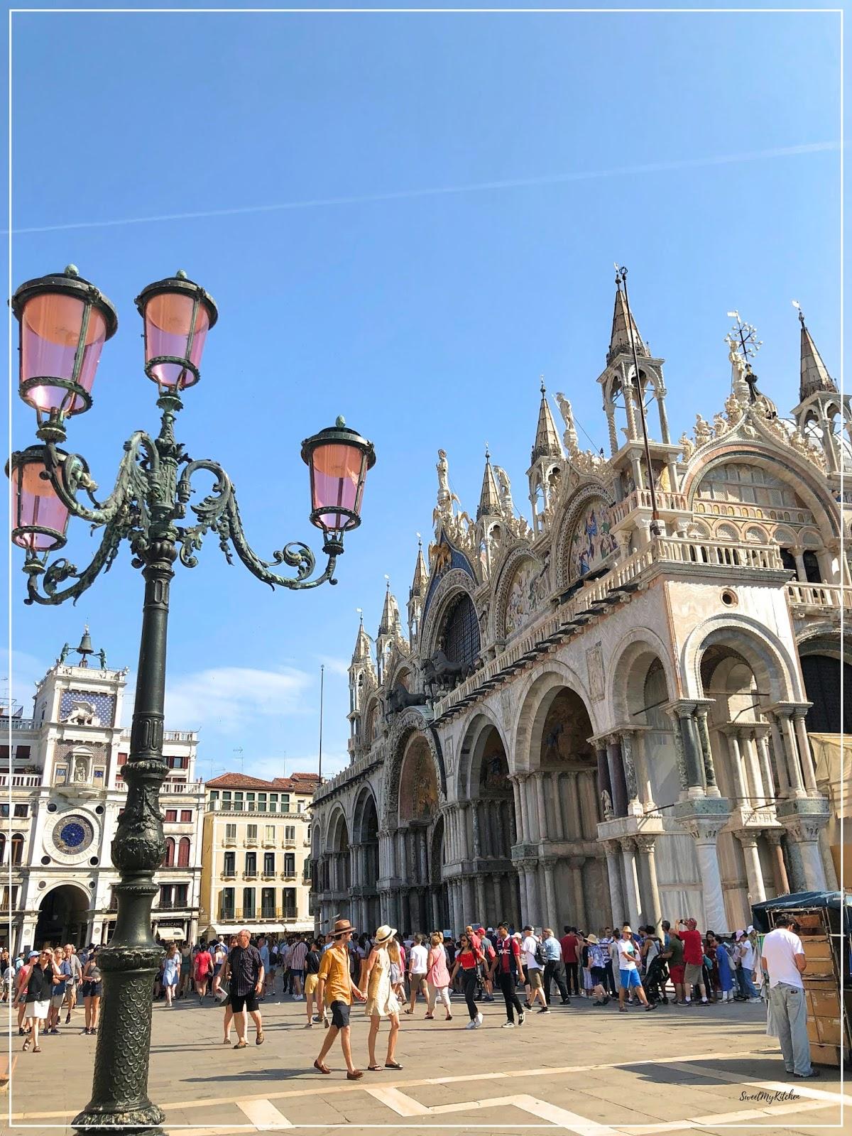 Veneza Praça de São Marcos