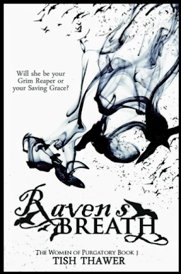 Raven's Breath by Tish Thawer, reviewed by On My Kindle Book Reviews