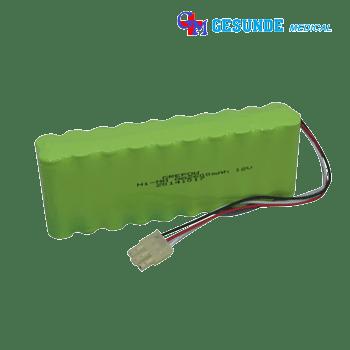 Baterai ECG Cardiocare 2000/3000