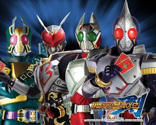Siêu Nhân Kamen Rider Blade - Siêu Nhân Bóng Tối VietSub