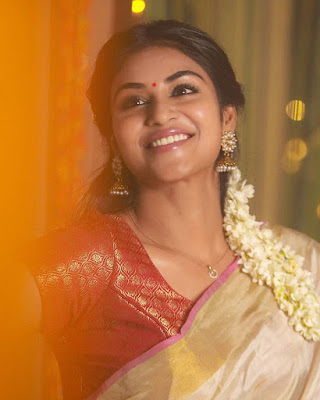 Indhuja Ravichandran (Indian Actress) Biography, Wiki, Age, Height, Family, Career, Awards, and Many More