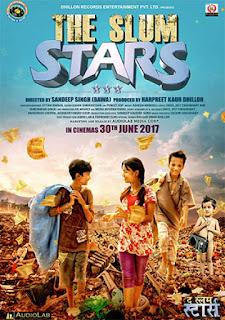 The Slum Stars (2017) Hindi Movie DTHRip | 720p | 480p