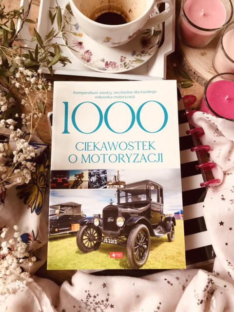 Iwona Czarkowska, 1000 ciekawostek o motoryzacji