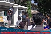 Mahasiswa UIN KH Achmad Siddiq Jember Gelar Aksi Tuntut Keringanan UKT