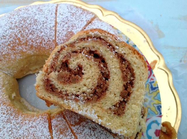 Potica, pan dulce de Eslovenia