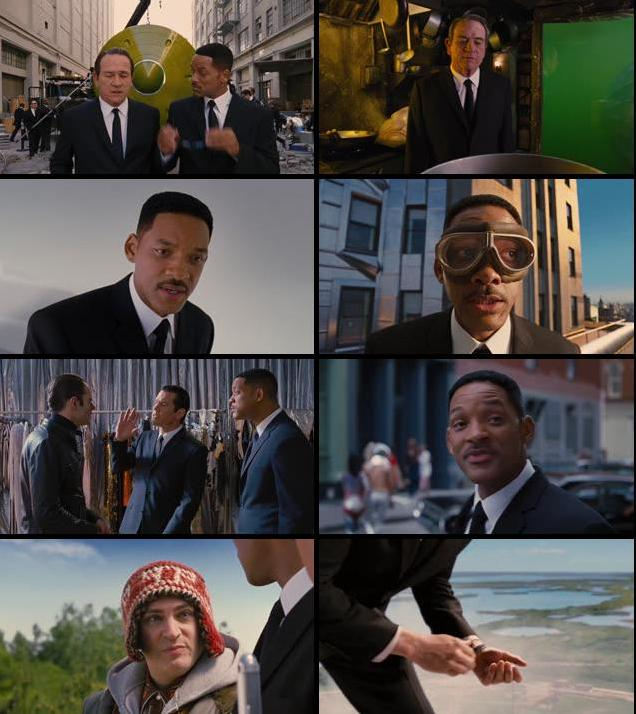 Men In Black 3 (2012) Dual Audio Hindi 720p BRRip