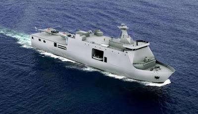 Strategic Sealift Vessel (SSV), Kapal Perang, Fillipina, Ekspor Kapal Perang