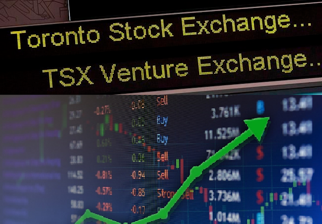 Toronto Stock Exchange Flies on Record Economic Expansion - Vaccine Confidence
