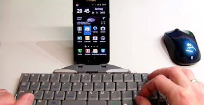 Cara Mengubah Ponsel Android Menjadi Mouse dan Keyboard