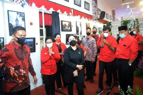 Puan Bikin Acara PDIP di Semarang Tak Undang Ganjar, Kader: Dia Merasa Tersaingi