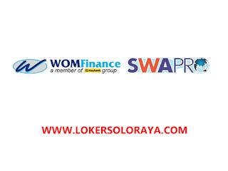 Lowongan Kerja Solo, Klaten & Wonogiri Mei 2021 di PT WOM Finance