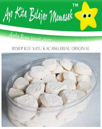 Cara Bikin Kue Satu Kacang Hijau Original Khas Jaman Dulu